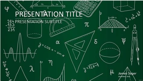 free math powerpoint templates free mathematics powerpoint 27558 13812 free powerpoint