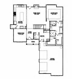 1st floor master house plans first floor master floor plans new plan just added