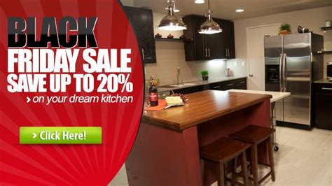Black Friday Kitchen Cabinets Black Friday Sale Save Up To 20 On New Kitchen Cabinets