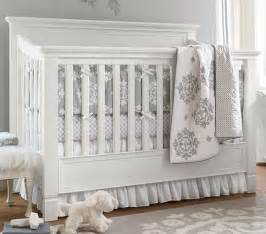 Baby Bedding Pottery Barn Organic Genevieve Nursery Bedding Pottery Barn