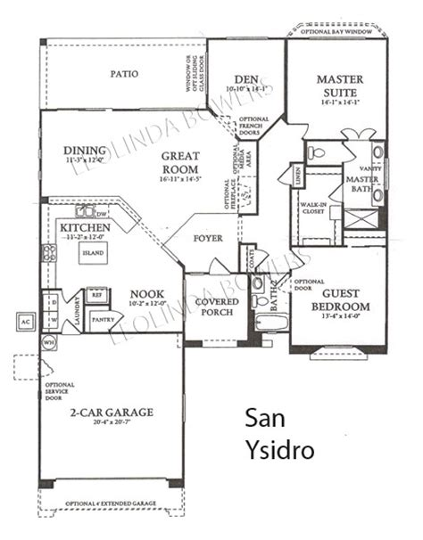 sun city west san simeon floor plan corte bella sun city west san ysidro floor plan leolinda