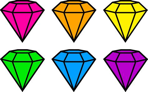 home design free gems diamonds clip art free dromggc top clipartix