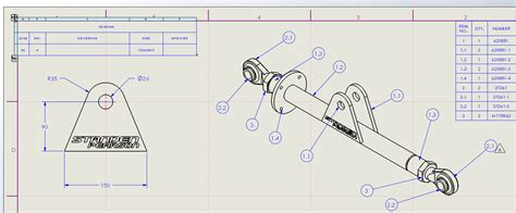 Drawing Zone by Drawing Zone Lines In Solidworks 2015 Innova Systems