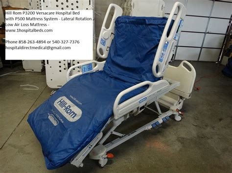 hospital beds blog hill rom p versacare bed  p