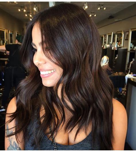 brown black hair color chocolate hair back 2 brown in 2019 hair chocolate