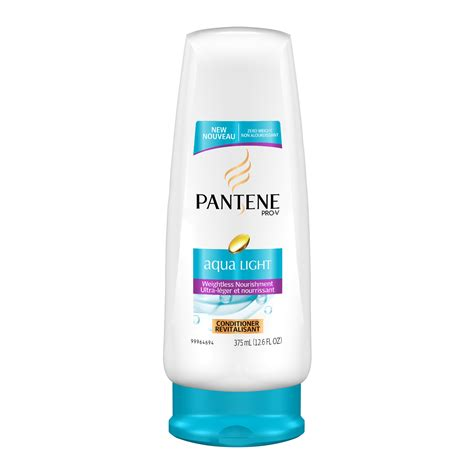 pantene aqua light pantene pro v aqua light conditioner