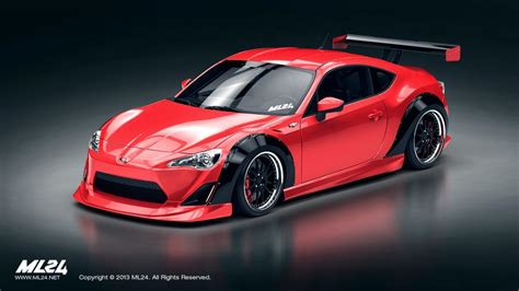 frs scion body kit gt86 ps garage