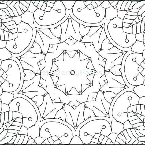 pattern coloring pages for kindergarten pattern coloring page flower coloring pages spring flowers