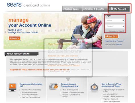 www searscard bill pay citibank sears card