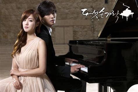 film korea guru piano five fingers korean drama 2012 다섯 손가락 hancinema