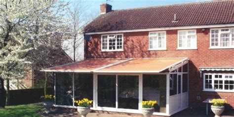 conservatory awning awnings othello blinds