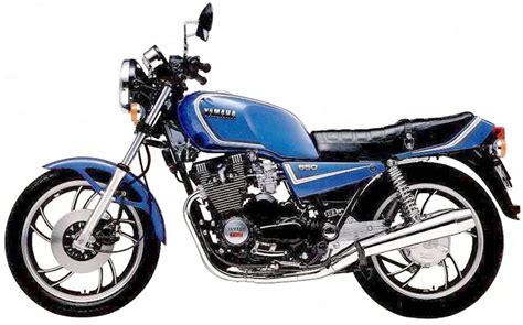 Yamaha Motorr Der 650 by Yamaha Xj 650 Baujahr 1980 Datenblatt Technische Details