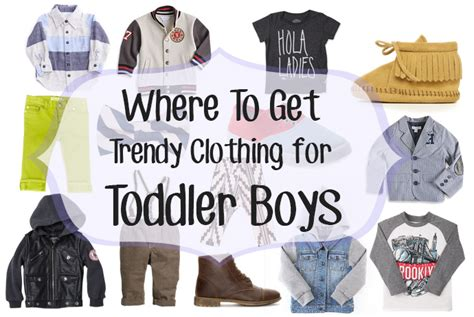 where to get trendy clothing for toddler boys 14 stylish