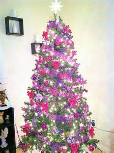tree color themes home garden tree color theme pink and purple