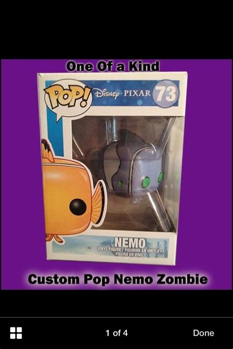 Funko Pop Nemo Finding Nemo 1000 images about funko coolness on disney