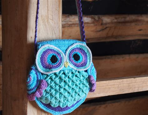 pattern to crochet a bag crochet bag pattern crochet owl pattern crochet purse