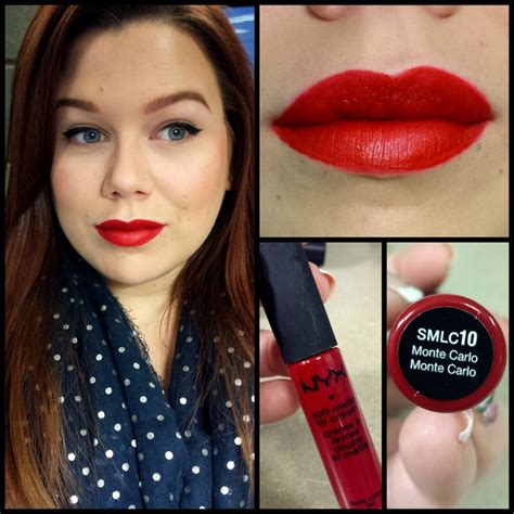 Lipstik Nyx Monte Carlo the most awesome images on the lip nyx
