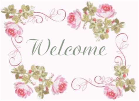 welcome images with flowers welcome flowers welcome myniceprofile com