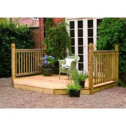 garden decking kits