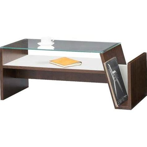 kagumaru   Rakuten Global Market: Coffee table Center table moca MOCA w glass top wooden living