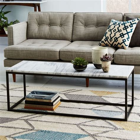 west elm etched granite coffee table 128 best images about home decor on pinterest