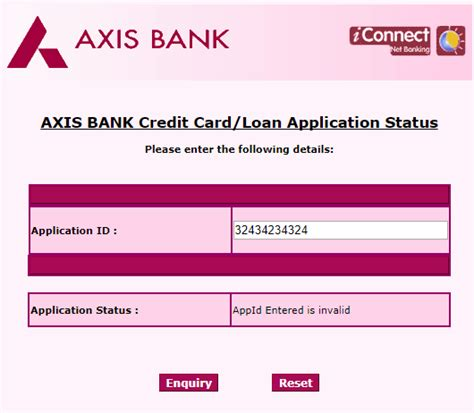 Credit Card Form Of Axis Bank Daily Social