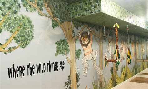 where the things are wall mural where the things are wall murals cassidy tuttle