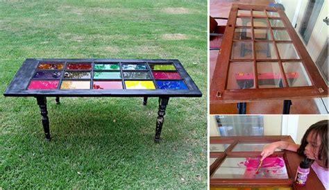 how to a door into a table how to repurpose a door into a table home design garden