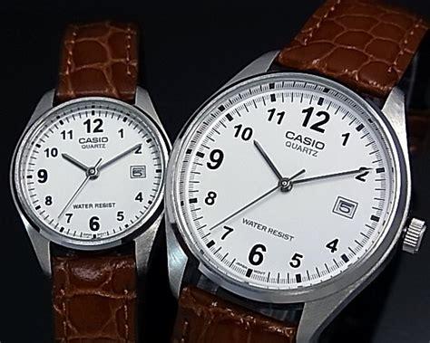 Casio Mtp 1175 E Syaura Shop 楽天市場 casio standard カシオ スタンダード メンズ腕時計 ホワイト文字盤 ブラウンレザーベルト