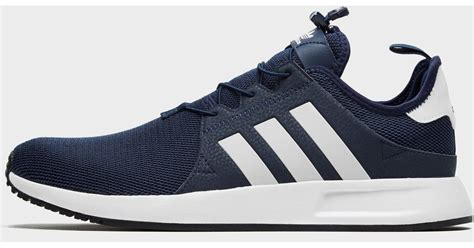 adidas originals x plr in blue for lyst