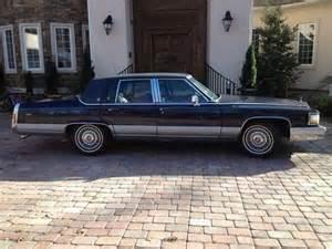 1991 Fleetwood Cadillac Sell Used 1991 Cadillac Fleetwood Brougham 77000 K In