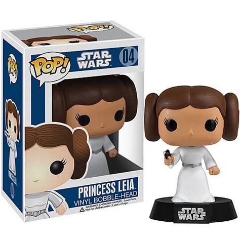wars princess leia pop vinyl figure bobble funko wars pop vinyl figures
