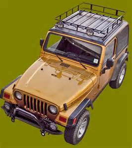 Jeep Hardtop Rack Jeep Roof Rack Garvin Jeep Roof Rack