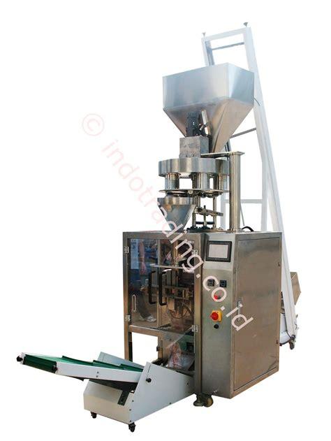 Mesin Laminating Otomatis jual mesin pengisian otomatis untuk produk butiran ukuran kantong besar 100g 5kg harga murah