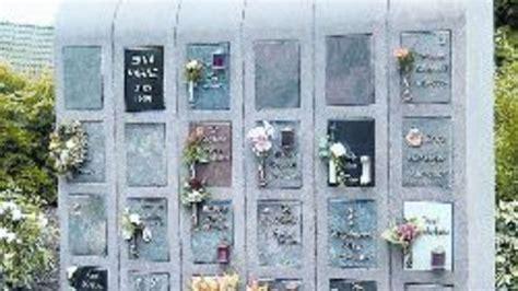 nischen wäschekorb urnen nischen auf dem zentralfriedhof voll belegt hamm