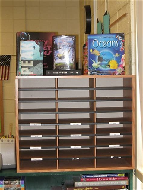 Office Mail Slots 1508 jpg wood mail sorting cabinet 5 5w x 4h 48 mail slots images frompo