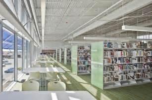 library interior design