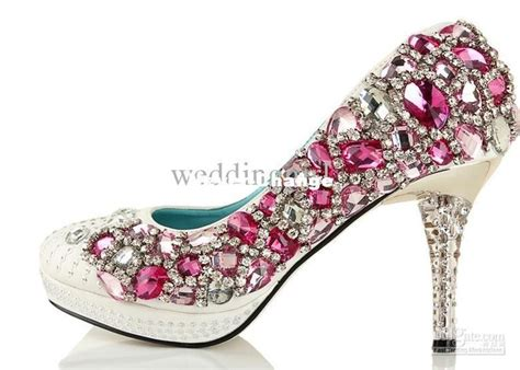 pink heels pink