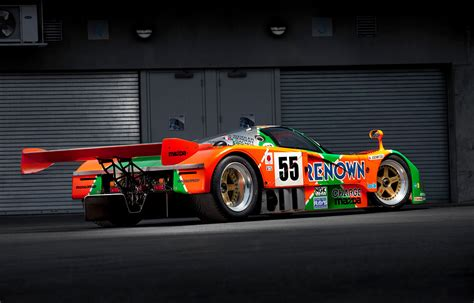 Cool Garages Pictures mazda 787b luke munnell