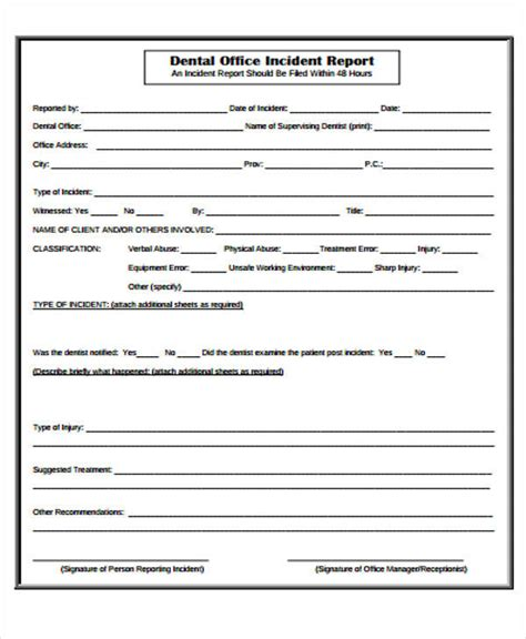 sle report of a patient patient incident report form template 28 images best