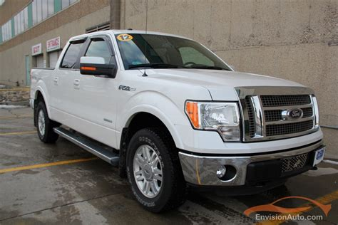 2012 Ford F 150 Ecoboost by 2012 Ford F 150 Lariat Crew Ecoboost V6 Envision Auto