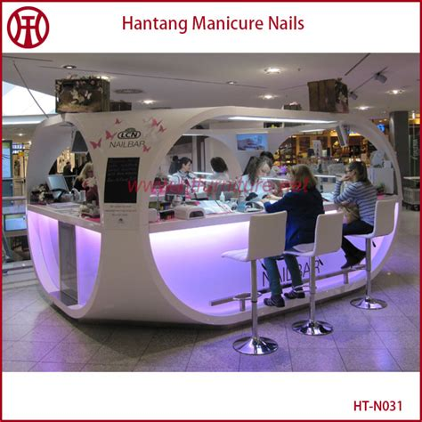 Nail Shopping by Sale Shopping Mall Used Nail Bar Kiosk Design For Sale