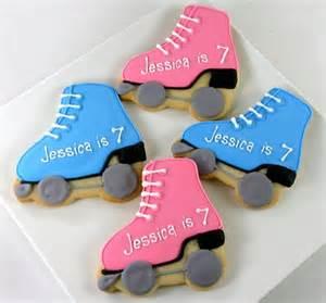 Roller Skating Birthday Favors by Roller Skate Roller Skate Favors Skate Cookies