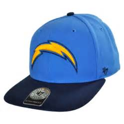 chargers hats 47 brand san diego chargers nfl sure strapback
