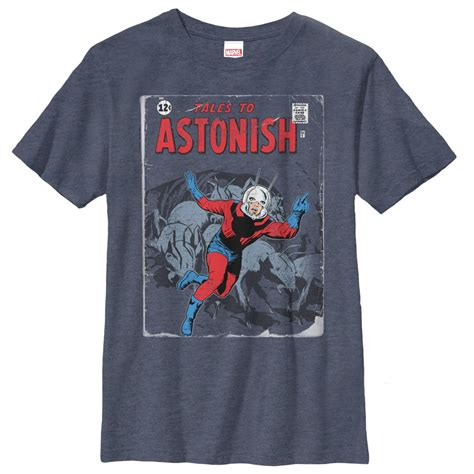 T Shirt Antman ant astonishing tales youth t shirt