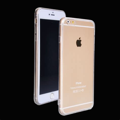 Iphone 6 Annus 2 carcasa iphone 6s clear acrylic back cover tpu bumpe