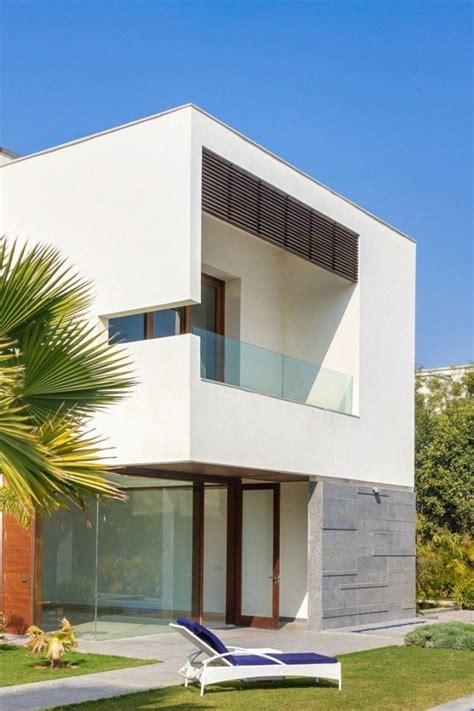 cubic house design stunning cubic house in new delhi india