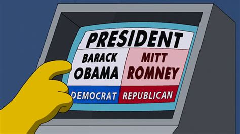 design home voting rigged rigged voting machine simpsons did it l7 world