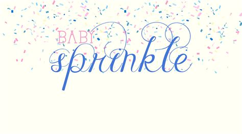 What Is A Sprinkle Shower baby sprinkle shower 101