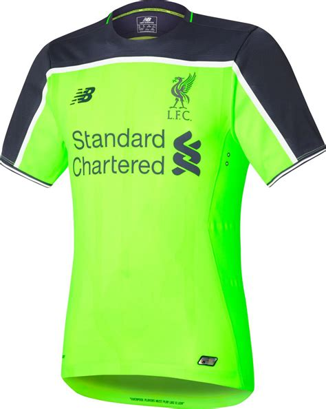 liverpool kit new liverpool kit liverpool fc shirt uksoccershop liverpool 16 17 third kit released footy headlines